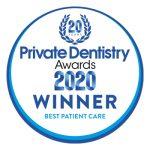 pda awards 2020 winner best patient care